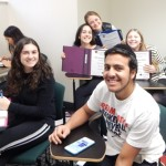 A picture from the ACT class Tutoring Solutions Group recently held.